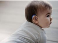 Akustische Reize für Babys