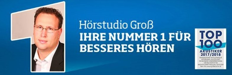 Hörstudio Groß in Bad Laasphe